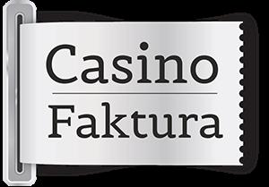 Casino med faktura logo